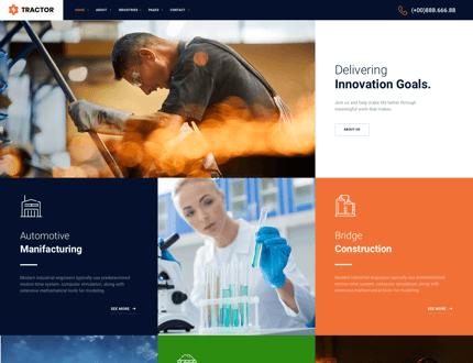 Multi Card Homepage
